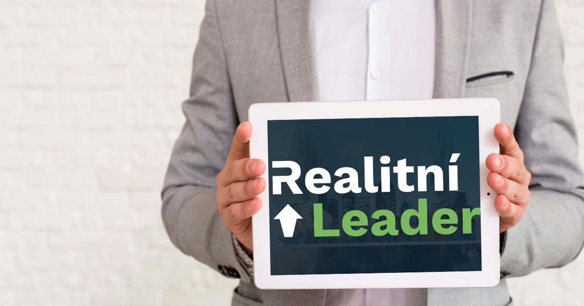 Kdo je Realitní Leader?